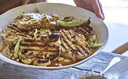 filetes-de-coliflor-a-la-parrilla-receta